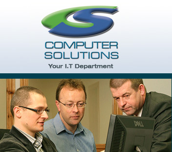 Computer Solutions - IT Solutions Cork